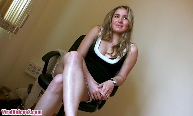 Pilladas Beatriz Rubia 27 años y E...