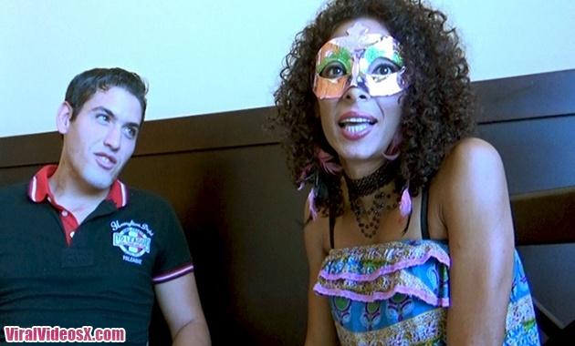 Xdeluxe Lorena y Max una Milf Latina