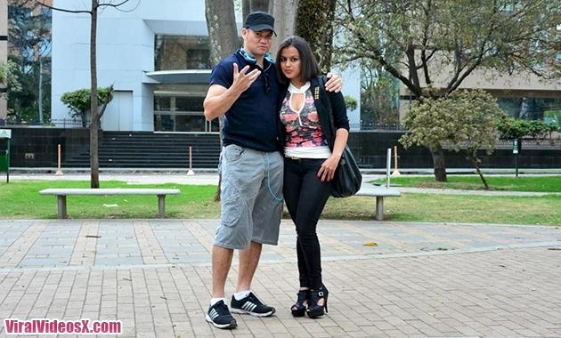Porndoe Premium Lorena Medina follando con Erik Carne del Mercado
