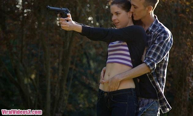 Nubile Films Amber Nevada y Kendo Ortiz Bang Bang