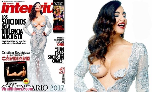 Interviu Cristina Rodriguez La estilista ...