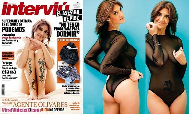 Interviu Agente Olivares este cuerpo de P...