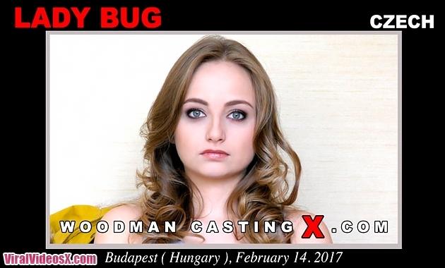 Woodman Casting X - Lady Bug