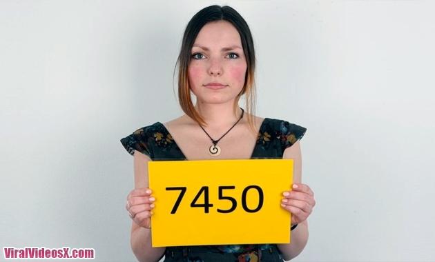 Czech Casting Kristyna Episode 7450