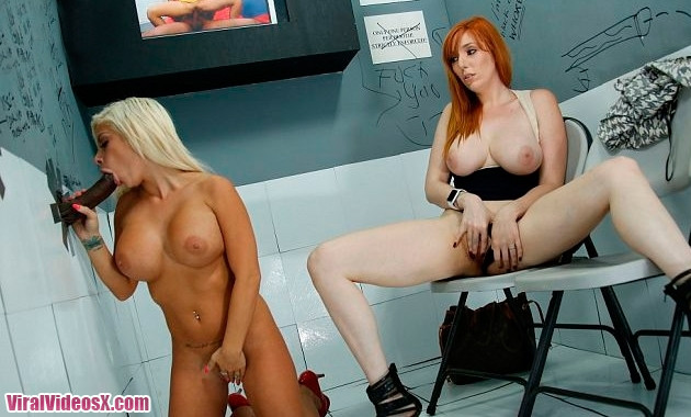 Glory Hole - Lauren Phillips and Sara St Clair