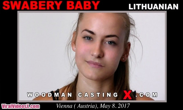 Woodman Casting X - Swabery Baby Episode
