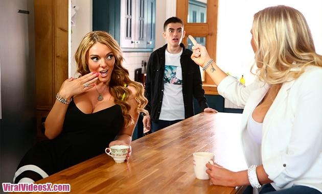 Milfs Like It Big - Rebecca Moore and Stacey Saran