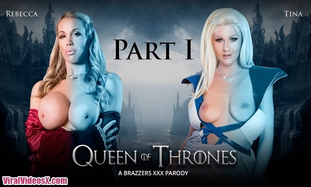ZZ Series - Rebecca Moore And Tina Kay Queen Of Thrones Part 1