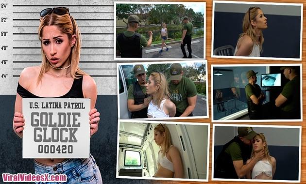 Latina Patrol - Goldie Glock E01