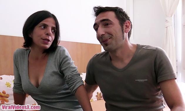 Parejitas Conchi y Juanma