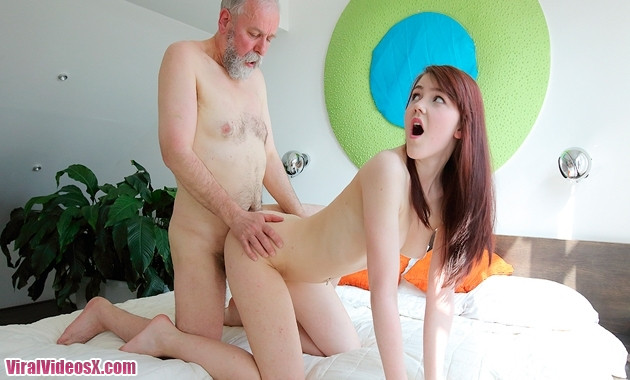 Old Goes Young Geny Unexpected sex visito...