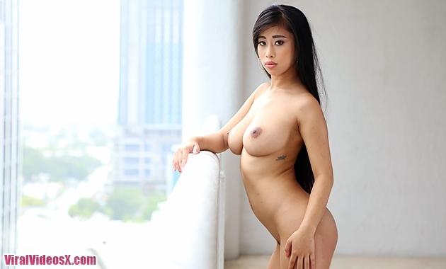 Passion HD Jade Kush Rainy Day Erotic Mas...