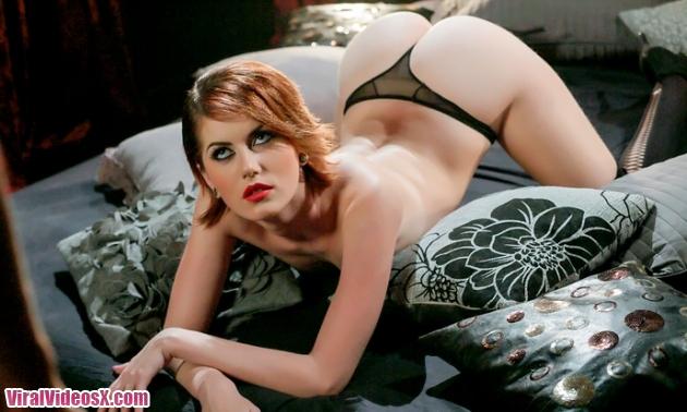 xChimera Sensual Slovakian redhead Anny Swix