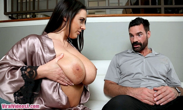 Reality Kings Big Naturals Angela White One Last Night Stand