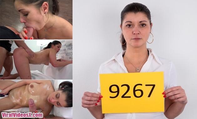 Czech Casting Sandra Episode 9267