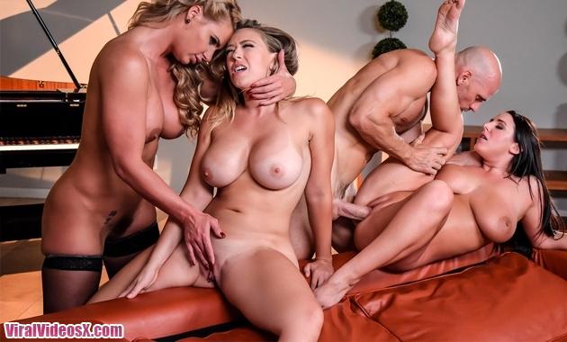 Angela White, Kagney Linn Karter, Phoenix...