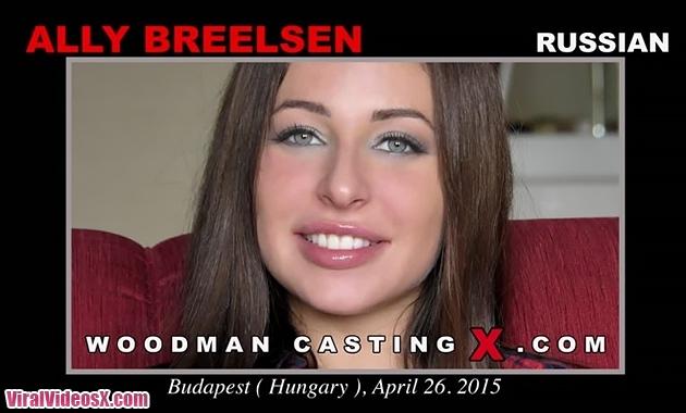 Woodman Casting X - Ally Breelsen Hard