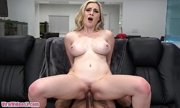 Kara Lee - Busty Newbie Fucks For A Facia...