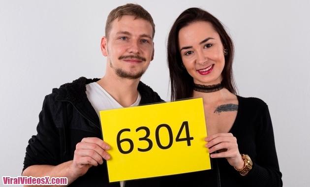 Czech Casting - Dusana Episode 6304