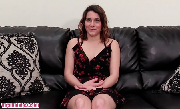 Backroom Casting Couch - Alicia Episode 1...