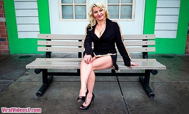 MomPov - Anastasia Sexy All Natural Euro ...