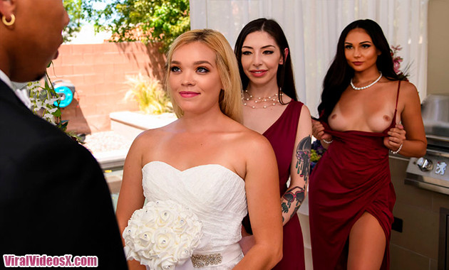 Brazzers - Ariana Marie The Bangin Brides