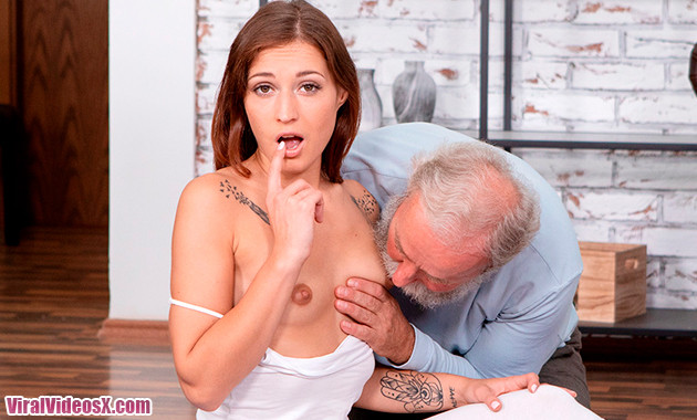 Old Goes Young - Mina Cutie Tastes Someth