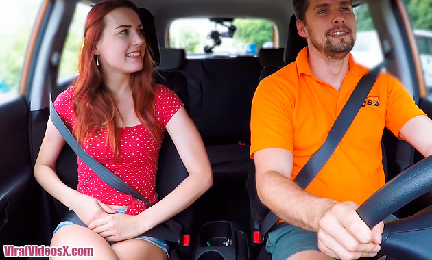 FakeDrivingSchool - Charlie Red Horny lus