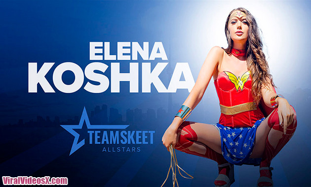 Team Skeet - Elena Koshka - A Night with