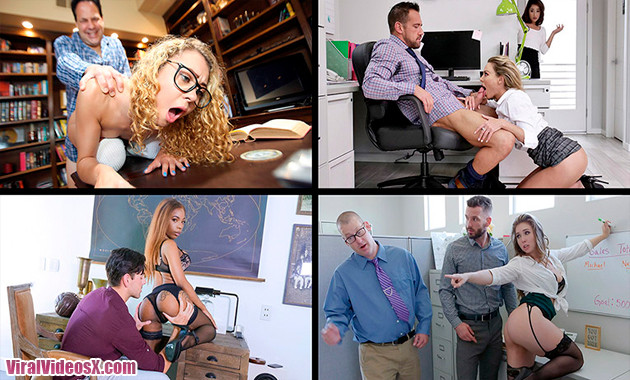 TeamSkeet Selects - Working Babes