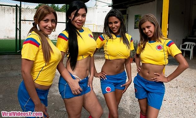 Culioneros Nalgas Grandes Women Soccer Pl...